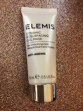 Elemis Dynamic Resurfacing Gel Mask .5 Oz. (5ml) Tube New & Sealed Retail $27