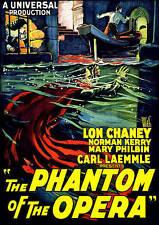 THE PHANTOM OF THE OPERA Lon Chaney Silent Film Classic DVD 2006 NEW & SEALED!!