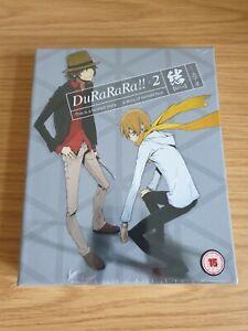 DuRaRaRa X2 Ketsu Collectors Edition - Blu Ray - Brand New And Sealed Anime