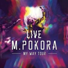 M. POKORA MY WAY TOUR LIVE - ÉDITION COLLECTOR