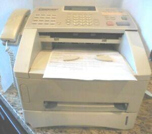 BROTHER FAX4100E ALL-IN-ONE INTELLIFAX LASER FAX COPIER PRINTER MACHINE 4100E