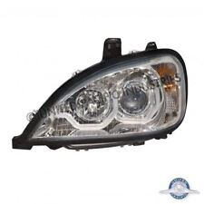 UNITED PACIFIC 31256 Chrome Freightliner Columbia Projection Headlight  LH SIDE