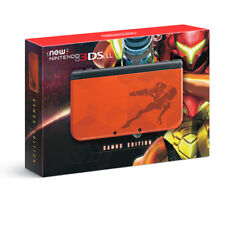 Nuevo Nintendo 3 DS LL Samus edición Japan versión