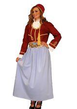 GREEK TRADITIONAL COSTUME AMALIA TEENAGE WOMEN S-XL MARK573