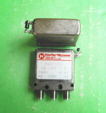 1pc Dow-Key 403-130 12v 18Ghz Sma Rf coaxial switch