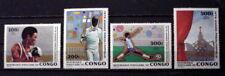 CONGO, PEOPLE'S REPUBLIC # C257-C260. PRE-OLYMPICS YEAR.  MNH