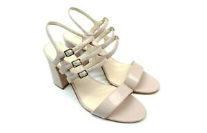 Nine West Hadil Sandal Women's Size 12 Block Heel Strappy Sandal Ankle Strap