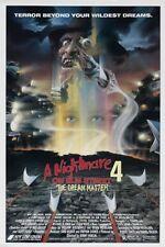 Nightmare On Elm Street Part 4 Movie Poster 24in x 36in