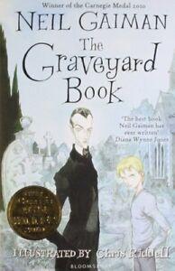 The Graveyard Book,Neil Gaiman, Chris Riddell- 9780747594802