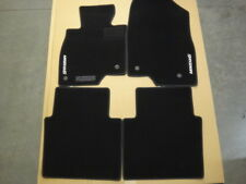 2014  2015  2016 2017 Mazda 6 Black Carpet Floor Mats (set of 4)  GJR968G20A02