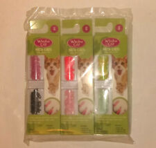 3 Pack of Kitty Caps | Medium Size | Whisker City | Multicolor | Cats Claw Nail