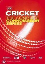 Cricket Connoisseur Series Triple (DVD, 2002, 3-Disc Set)