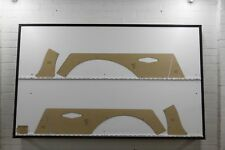 Holden HQ, HJ, HX, HZ Wagon Side Cargo Panels. Blank Trim Panels