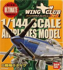 Baidai 1:144 Wing Club L2 A6M3 Zero Type 32 Built Model