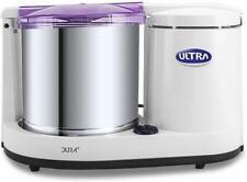 Ultra Dura+ Table Top 1.25L Wet Grinder with Atta Kneader, 110-volt