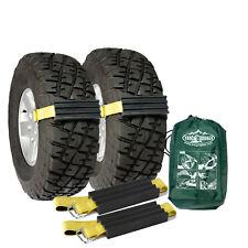 Snow Tire Chain Trac-Grabber Unstuck Emergency Traction f Trucks SUV Jeep  Mud