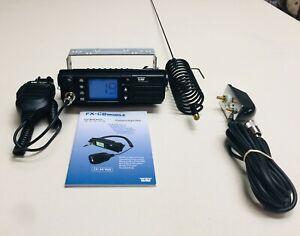 CB Radio Package Team FX-CB Mobile + Stinger CB Antenna & Side Mount