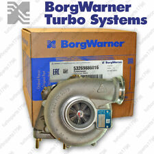 Turbocharger 3581528 Volvo Penta Turbolader KAD32 AD31 3802082 Borg Warner NEW !