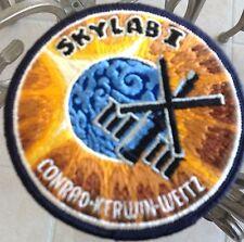 NASA Patch Emblem Mission Astronaut Skylab I USA Conrad Kerwin Weitz
