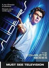 Sliders: The Complete Series (DVD, 2016, 15-Disc Set)