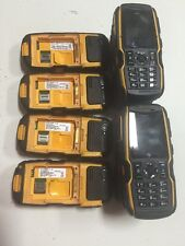 Lot of 10 SONIM XP3400 Armor phones for Parts