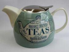 Martin Wiscombe The Specialist Tea Pot & Strainer