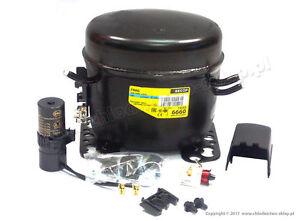 230V compressor Secop FR6G [103G6660] identical as Danfoss R134a refrigeration