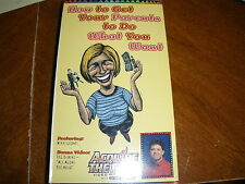 NEW How to Get Your Parents to do what you Want Acquire the Fire video VHS