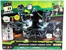 Ben 10 Omniverse Intergalactic Plumber Command Centre Playset