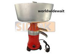 220v Milk Cream Electrical Separator 80lh Degreasing Machine Home Kitchen Tool