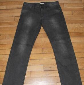 UNIQLO Jeans pour Homme  W 30 - L 32 Taille Fr 40  (Réf V121)