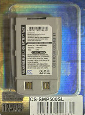 CS-SMP500SL 3.7V 1000mAh Akku für SAMSUNG SGH-P500;P510;P519;X559 SILBER