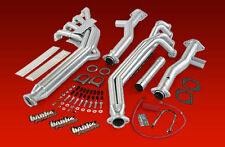 W-SERIES CHASSIS - BANKS HEADERS CLASS A MOTORHOME RV 01-08 GM 8.1L WORKHORSE