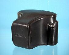 Leica R4 R5  Bereitschaftstasche Leder leather case poche en cuir Tasche - 14703