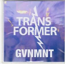 (ED765) Trans Former, Gvnmnt - 2013 DJ CD
