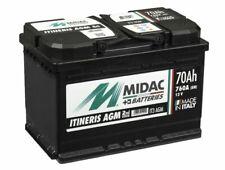 MIDAC IT3 Stop Start 12V 70Ah 760CCA TYPE 096 AGM VRLA Car Battery - No Spill