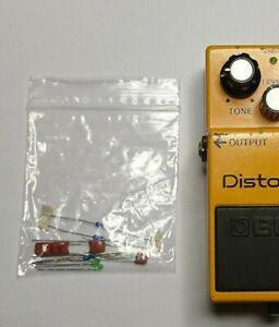 """GMR Boss Distortion DS-1 """"Pumpkin"""" Modification Kit"""