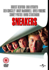Sneakers DVD   Robert Redford / Dan Aykroyd