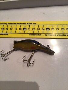 Vintage Arbogast Large  Hot Shot SM2 Fishing Lure