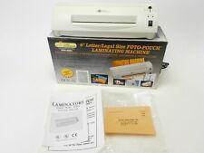 Royal Sovereign Rpa 5954r Hot Cold Laminator Machine Office Photo Id Badge Tag