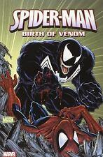 Spider-Man: Birth of Venom by Jim Shooter (English) Paperback Book
