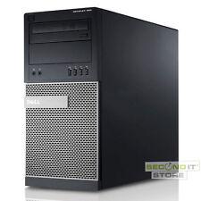 Dell OptiPlex 990 MT PC Intel Quad Core i7 4x 3,4 GHz 8 GB RAM 1 TB HDD Win 10