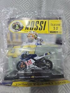 ROSSI BIKE COLLECTION 1: 18 SCALE MODEL issue 32