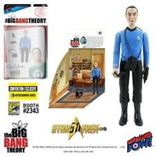 The Big Bang Theory / Star Trek Sheldon 3 3/4-Inch Action Figure Series 2 - Conv