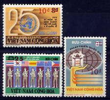 VIETNAM, SOUTH Sc#514-6 1975 Overprints MNH