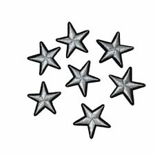12pc 3D Star Embroidery Patches for Clothing Iron Clothes Applique Clothes Decor