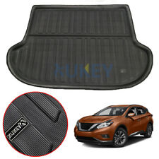 XUKEY Rear Cargo Trunk Boot Mat For Nissan Murano 2015-2019 Liner Carpet Tray