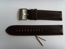 FOSSIL Original Ersatz Lederarmband ME1098 Uhrband watch strap braun brown 22 mm