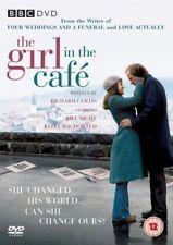 THE GIRL IN THE CAFE BILL NIGHY KELLY MACDONALD BBC UK 2005 REGION 2 DVD NEW
