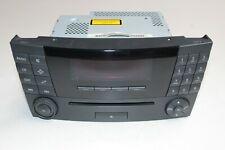 Radio Reprodcutor De CD Autorradio MF2310 Mercedes W211 Clase E / A2118701189